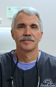 Headshot of Chatham dentist Dr. Jeffrey A. Clifton