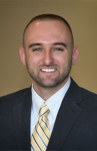 Headshot of Danville dentist Dr. Austin Moon