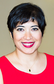 Headshot of Danville dentist Dr. Natasha A. Grover