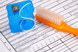 floss toothbrush insurance form